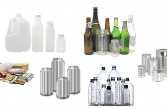 Which things are recycled and which do not