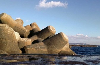 Tetrapods The Superheroes of Coastal Defences